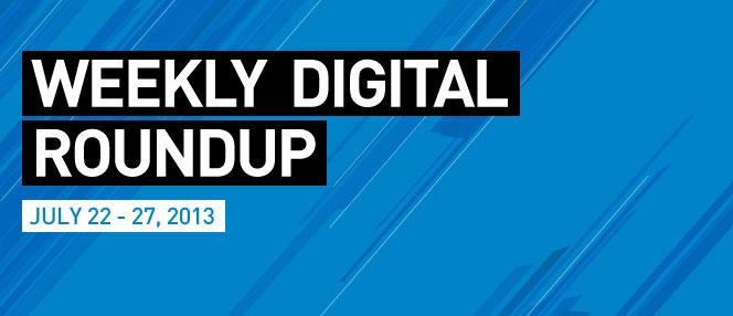 Weekly Digital Roundup