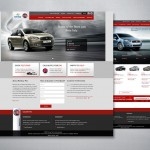 car dealer website design 150x150 Website Design for a HR Services Company