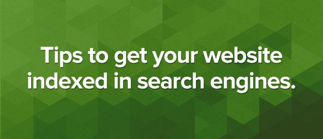 Tips to Get Website Indexed