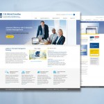 corporate website design 150x150 Content Writing Strategies   Writing With An Objective