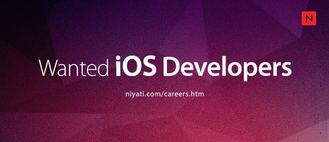 iOS Developers Chennai