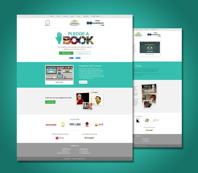 pledge-a-book-website