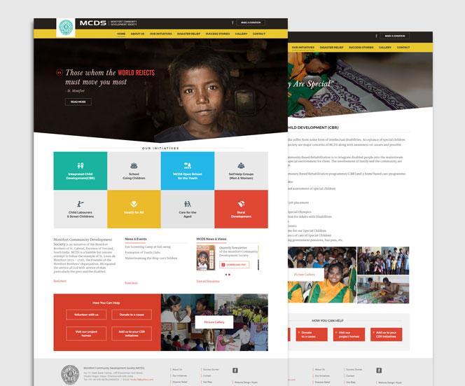 MCDS-website
