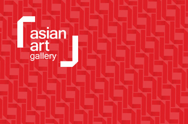 Website design for Asian Art Gallery