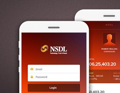 Stock Market App UI