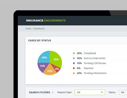 Insurance App UI Design
