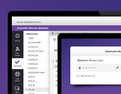 Web App UI Design