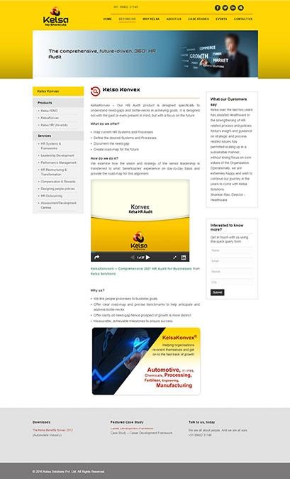 Kelsa website
