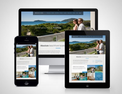 Beaches website